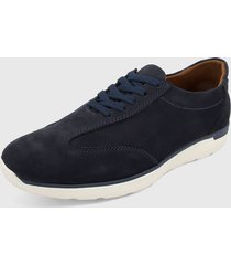 zapato casual azul oscuro worker