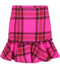 philosophy di lorenzo serafini multicolor skirt for girl