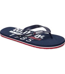 tommy jeans beach sa shoes summer shoes flip flops tommy hilfiger