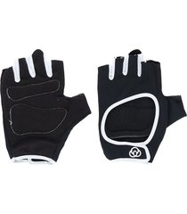 guante fitness gloves b&s negro body & soul