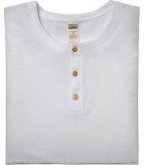 shirt met lange mouw van bio-katoen met knoopsluiting, wit 7