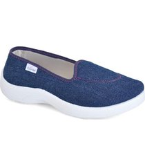 zapatilla azul gowell
