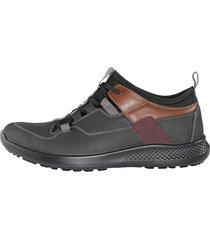 skor med snörning jomos svart