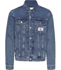 90s denim jacket jeansjack denimjack blauw calvin klein jeans