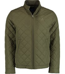 gant zomerjas quilted groen rf 7006080/372