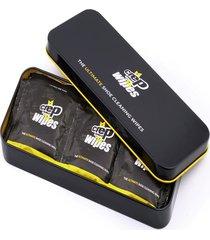 crep protect-wipes -toallitas para limpieza de tenis /calzado
