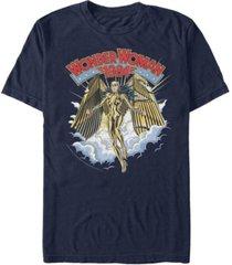 fifth sun men's wonder woman short sleeve t-shirt