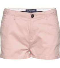 chino hot short shorts flowy shorts/casual shorts rosa superdry
