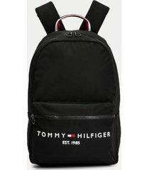 tommy hilfiger men's classic backpack black -