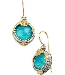 women's konstantino 'iliada' doublet drop earrings