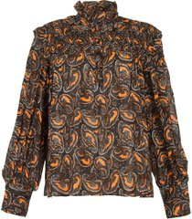 paislyprint blouse otto  multi