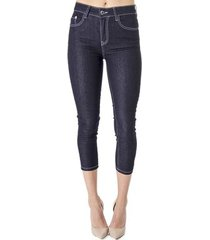calça jeans cropped alphorria