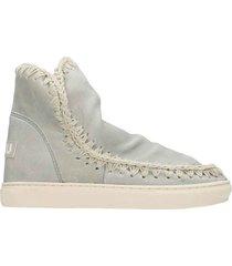 mou eskimo sneakers vintage