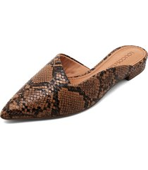 slipper animal print loucos&santos