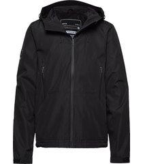 elite jacket dun jack zwart superdry