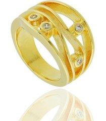 anel dona diva semi joias curvas