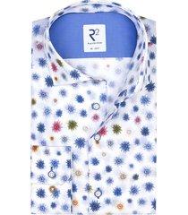 r2 shirt bloemen multicolour