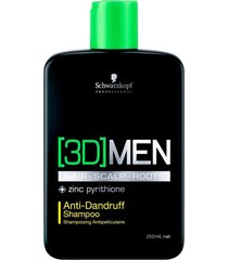 3d men shampoo anti-dandruff 250ml