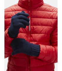guanti in misto lana