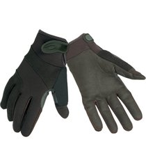 safariland streetguard gloves with kevlar black large