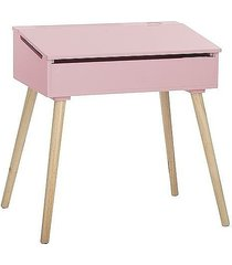 biurko młodzieżowe dziecięce desk szare