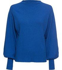 maglione con maniche a palloncino (blu) - bodyflirt