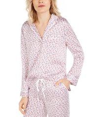 vera bradley floral-print pajama top