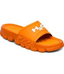 trek sandal shoes summer shoes pool sliders orange h2o
