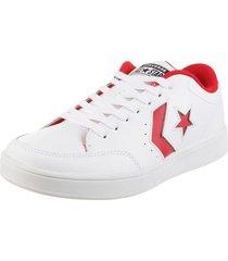 zapatilla blanca converse converse star court