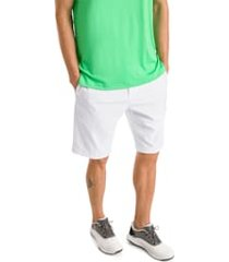 jackpot woven golf shorts, wit, maat 38 | puma