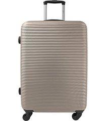 """maleta  explora davos 24"""" -champagne"""