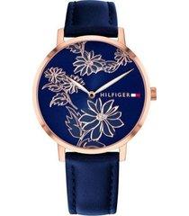 reloj azul tommy hilfiger 1781918 - superbrands