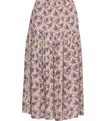 cokko skirt knälång kjol rosa lollys laundry