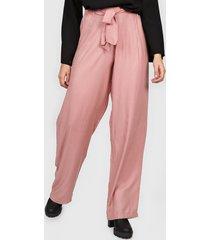 pantalón rosa felisa lazo