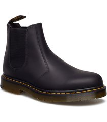 2976 black snowplow wp shoes boots winter boots svart dr. martens