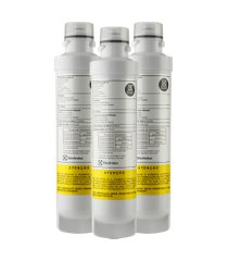 kit 3 filtros para purificador de água pe11b e pe11x electrolux