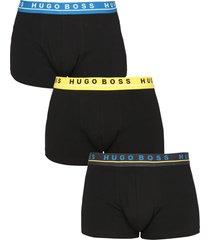hugo boss pack of three boxers
