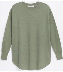 loft maternity dolman tunic sweater