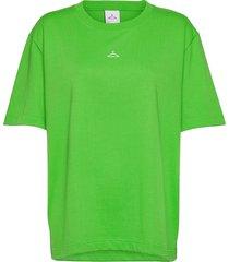hanger tee t-shirts short-sleeved grön hanger by holzweiler