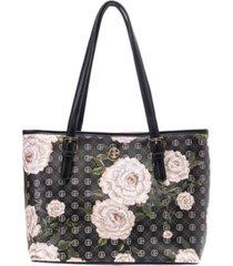 giani bernini floral signature tote, created for macy's