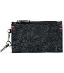 sakroots eco twill encino essential wallet