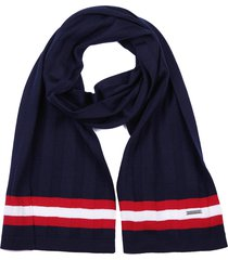 sciarpa uomo in lana ink knits