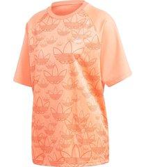 camiseta adidas os t shirt originals laranja
