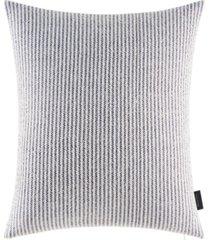 """nautica jeans co eastbury stripe 18"""" square throw pillow bedding"""