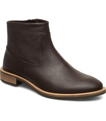 sartorelle 25 tailored shoes boots ankle boots ankle boot - flat brun ecco