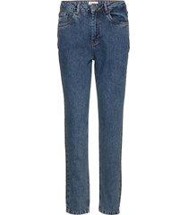 jordyn jeans ao19 raka jeans blå gestuz