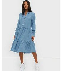 moss copenhagen philippa ls shirt dress loose fit dresses