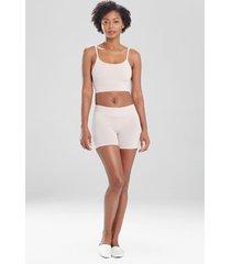 natori bliss flex shorts 2-pack, women's, size l