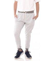 pantalón gris howard rustico diagonal