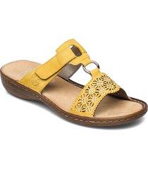60871-68 shoes summer shoes flat sandals gul rieker